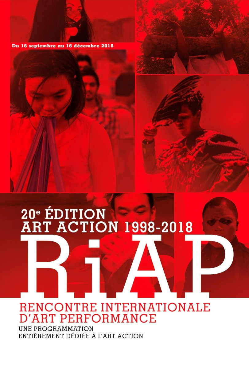 RiAP :  ART ACTION 1998 - 2018 (CA)